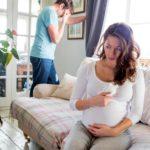 Измены во время беременности - причины и действия